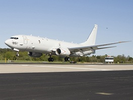 Boeing P-8a Poseidon