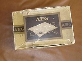 Dodnes se dochovala i originální krabice.