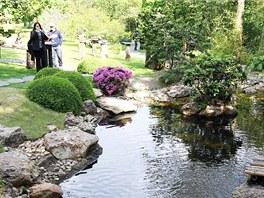 Botanická zahrada v pražské Troji