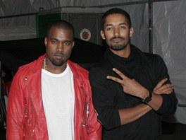 Kanye West a Yemi A.D.
