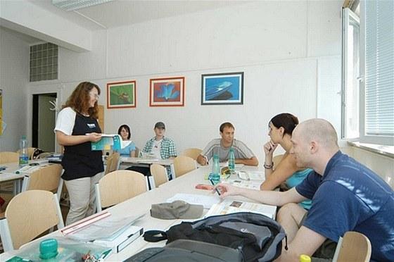 Intenzivní letní jazykové kurzy: osvěžující kurz angličtiny na horké léto1