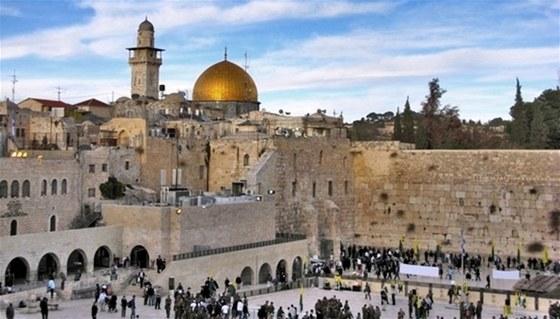 Dokonalý relax s návštěvou Jeruzaléma. To je egyptská Taba
