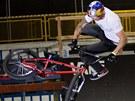 Osmý ročník Bike Hall Contest přilákal do Trutnova ty nejlepší BMX jezdce a