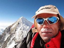 horolezec Radek Jaro�