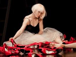 Z představení 13.měsíc/Requiem za Bruna Schulze