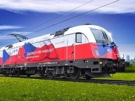 """""""Česká lokomotiva""""  PKP Intercity EU-44  Husarz"""
