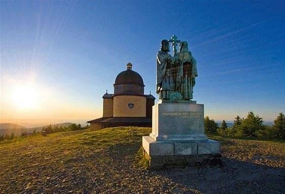 Poutní turistika na Východní Moravě1
