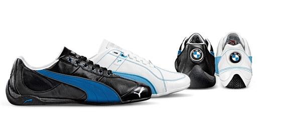 Sportovn� kolekce BMW Athletics - boty