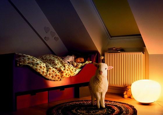 Zcela zatemňující roleta zachytí i nejintenzivnější světlo a dokonale místnost