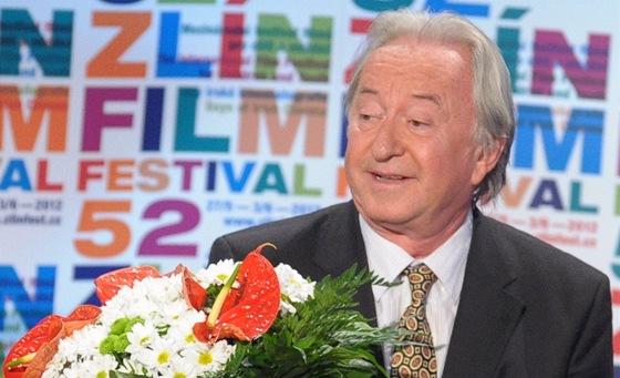 Herec Jiří Lábus převzal 1. června na Mezinárodním festivalu filmů pro děti a
