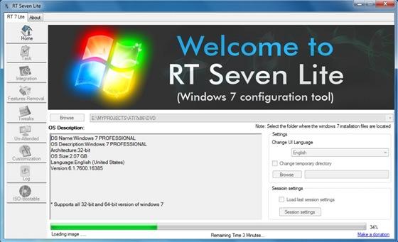 obr. 3 - RT Seven Lite