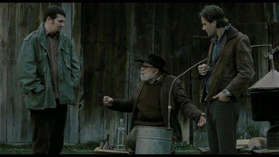 Z filmu Konfident, Arnošt Goldflam