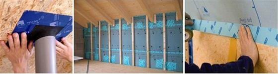Měření vzduchotěsnosti budov – Blower Door Test
