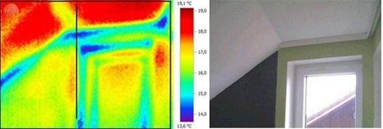 Termokamera, Blower Door Test a diagnostika budov od Ciur, a.s.