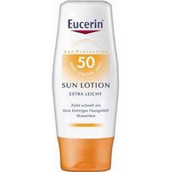 Eucerin SUN Extra lehk� ml�ko na opalov�n� SPF 50