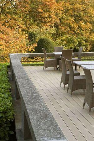 Terasový systém Twinson najde uplatnění i jako řešení podlahy na balkonu či