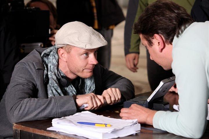 Ze snímku Polski film
