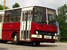 Maďarský autobus Ikarus už v Česku jezdí jen v rámci historických jízd.