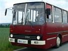 Autobusy byly do Československa dodávány z Maďarska.