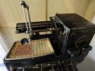 Psací stroj značky Mignon německého výrobce AEG