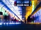 Dobrovsk�ho tunely v Brn� nav�t�vilo t�sn� p�ed dokon�en�m 17 tis�c lid� (2....