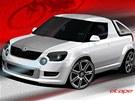 Koncept Etape - Škoda Yeti jako sportovní pick-up