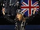 Koncert pro královnu Alžbětu II. -  Kylie Minogue