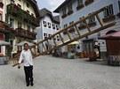 V Číně vznikla kopie rakouského městečka Hallstatt, který je na seznamu UNESCO.
