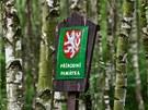Přírodní památka Na Plachtě v Hradci Králové.