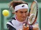 NEŠLO TO. David Ferrer nestačil v semifinále Roland Garros na Rafaela Nadala.
