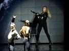 Madonna zah�jila 31. kv�tna 2012 v Tel Avivu nov� turn�.