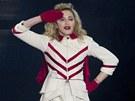 Madonna zahájila 31. května 2012 v Tel Avivu nové turné.