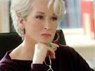 Meryl Streepová ve filmu Ďábel nosí Pradu (2006)