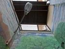 Vazebn� v�znice v Teplic�ch, vych�zkov� dv�r