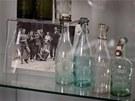 Exponáty z výstavy Sběratelství aneb znovu nalezená historie, která probíhá v