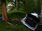 Tragick� nehoda u Be�ova (3. �ervna 2012)