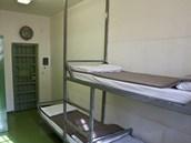 Vazební věznice v Teplicích, interiér cely