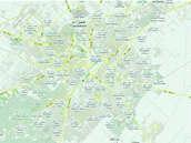 Pomocí nástrojů jako Map Creator mohou lidé v rozvojových, nezmapovaných