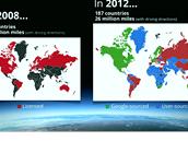 Posun od licencovaných map k mapám vytvářených Googlem a uživateli