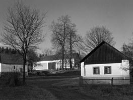Jan Reich: Křemenice (1980, z cyklu Dům v krajině)