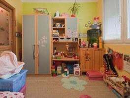 Do tohoto pokoje p�ibude brzy sourozenec.