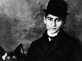 Spisovatel Franz Kafka