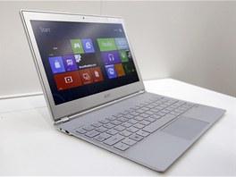 Nový ultrabook ACER Aspire S7