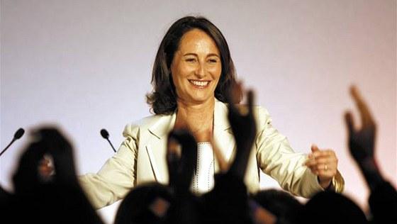 S�golene Royalov� uznala por�ku v prezidentsk�ch volb�ch - Socialistka