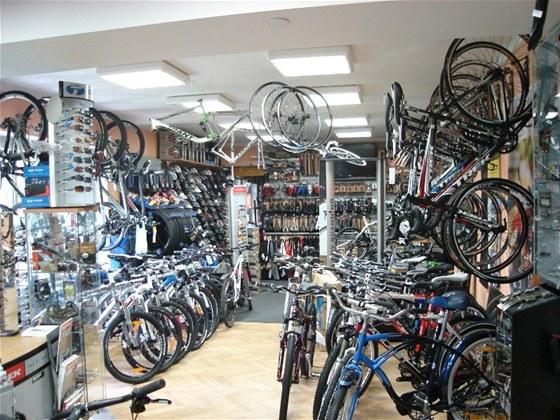 Vkamenném obchodě Atombike se Vám otevře nový obzor cyklistiky.