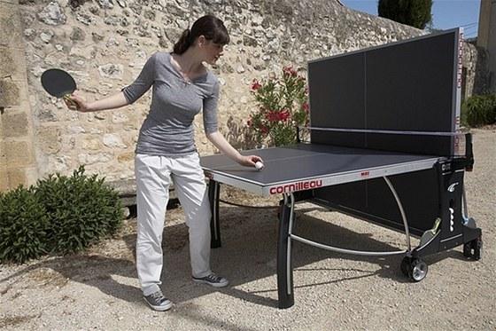 MS ve stolním tenisu očima oficiálního distributora stolů pro stolní tenis1
