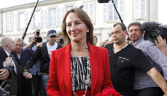 Bývalá prezidentská kandidátka Ségolene Royalová se do parlamentu zřejmě