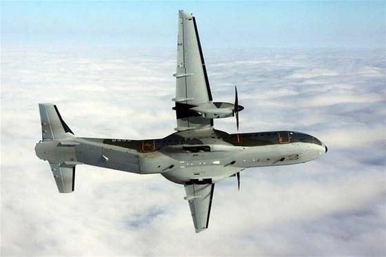 Transportní letoun C-295 CASA českých vzdušných sil