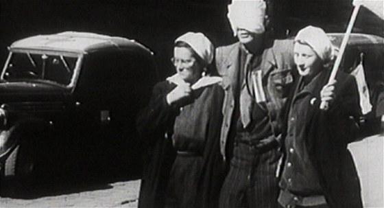 Z Pra�sk�ho povst�n� 1945