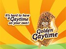 Australsk� zmrzlina Golden Gaytime. Ilustra�n� sn�mek.